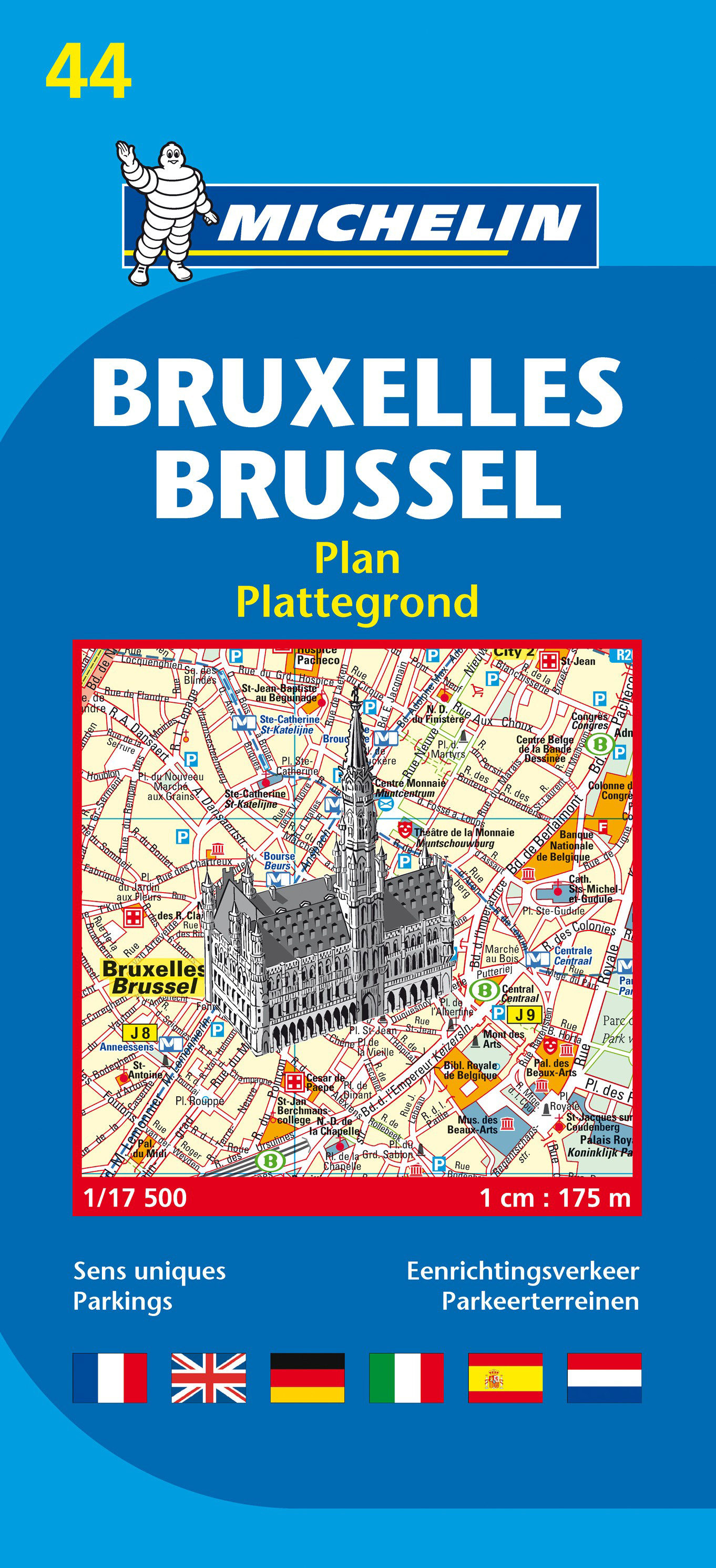 descargar BRUSELAS (PLANO) pdf, ebook