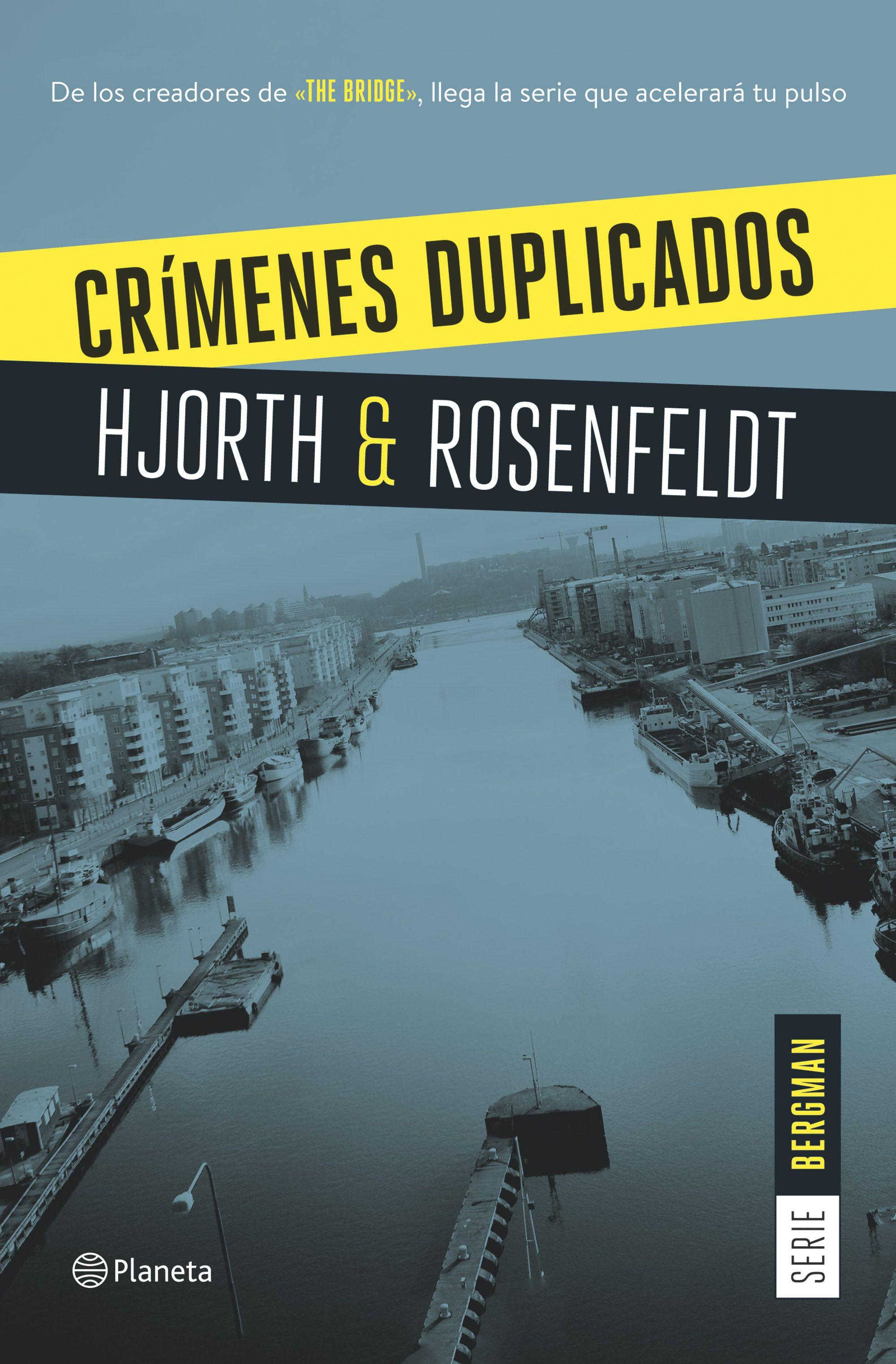 Resultado de imagen de crimenes duplicados libro