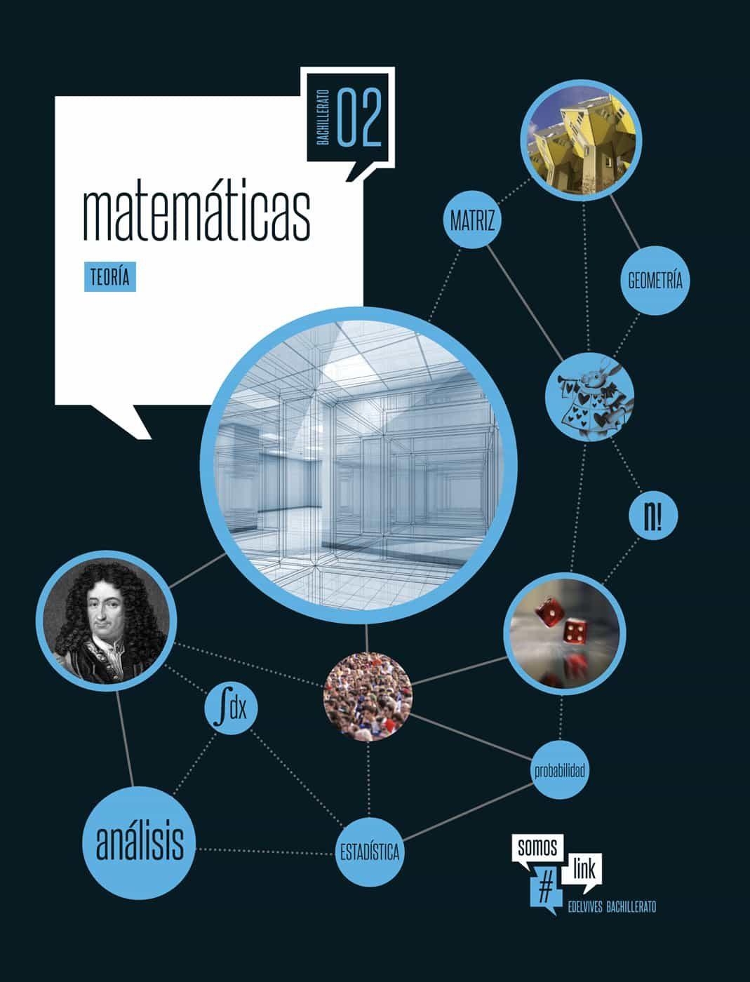 descargar MATEMÁTICAS 2º BACHILLERATO PACK (TEORIA Y PRACTICA) pdf, ebook