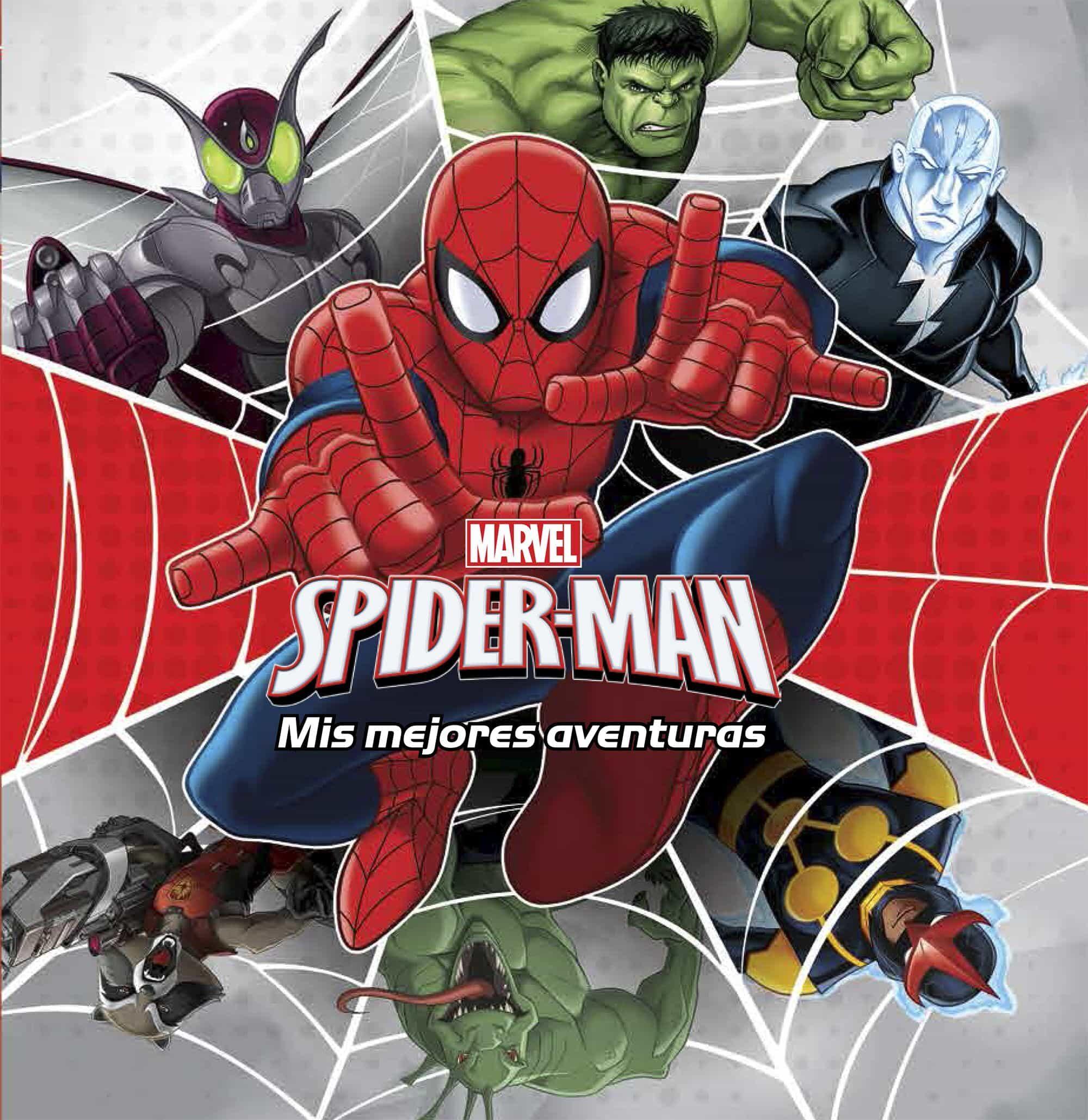 Spiderman. Mis Mejores Aventuras por Vv.aa.