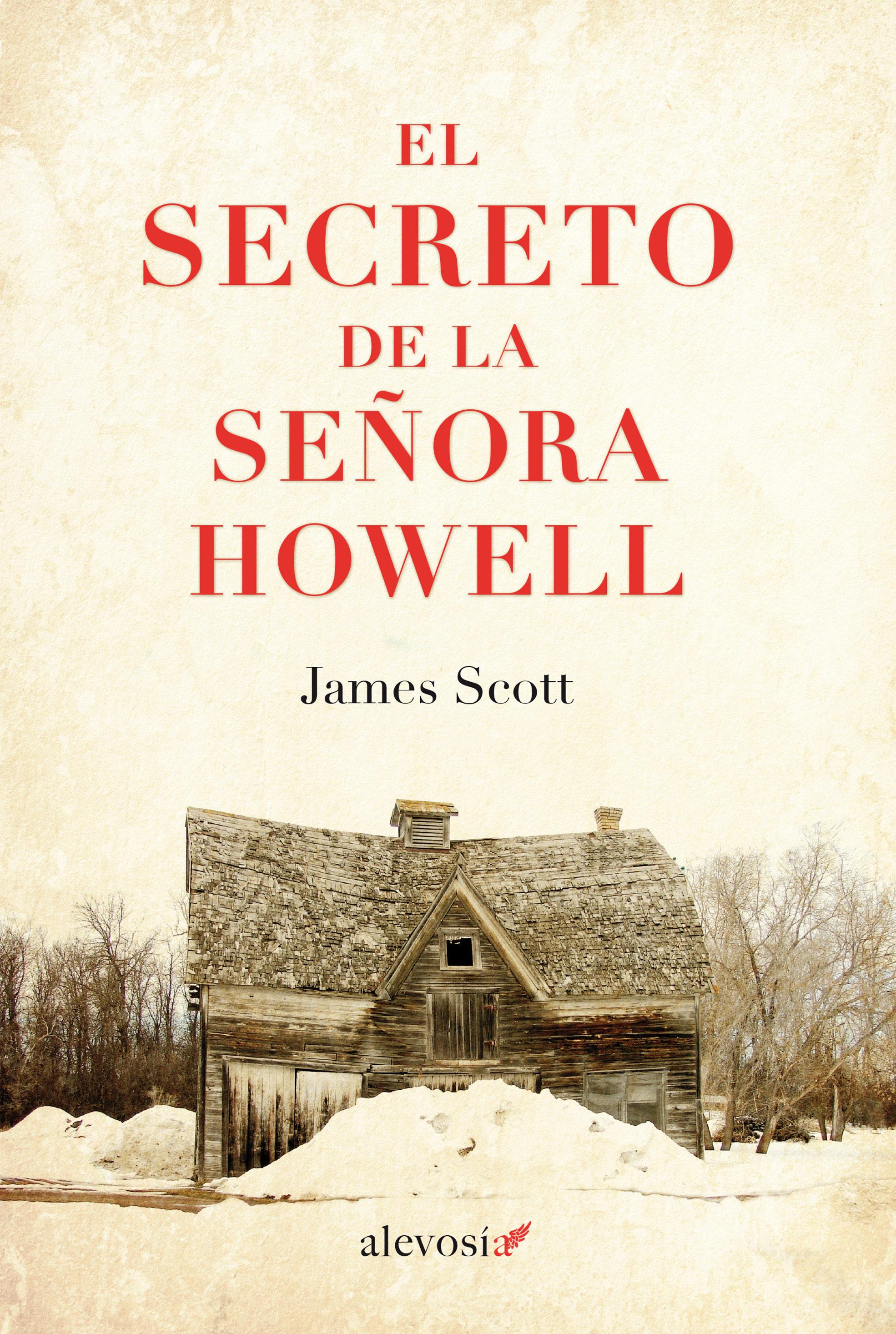 el secreto de la señora howell-james scott-9788415608929