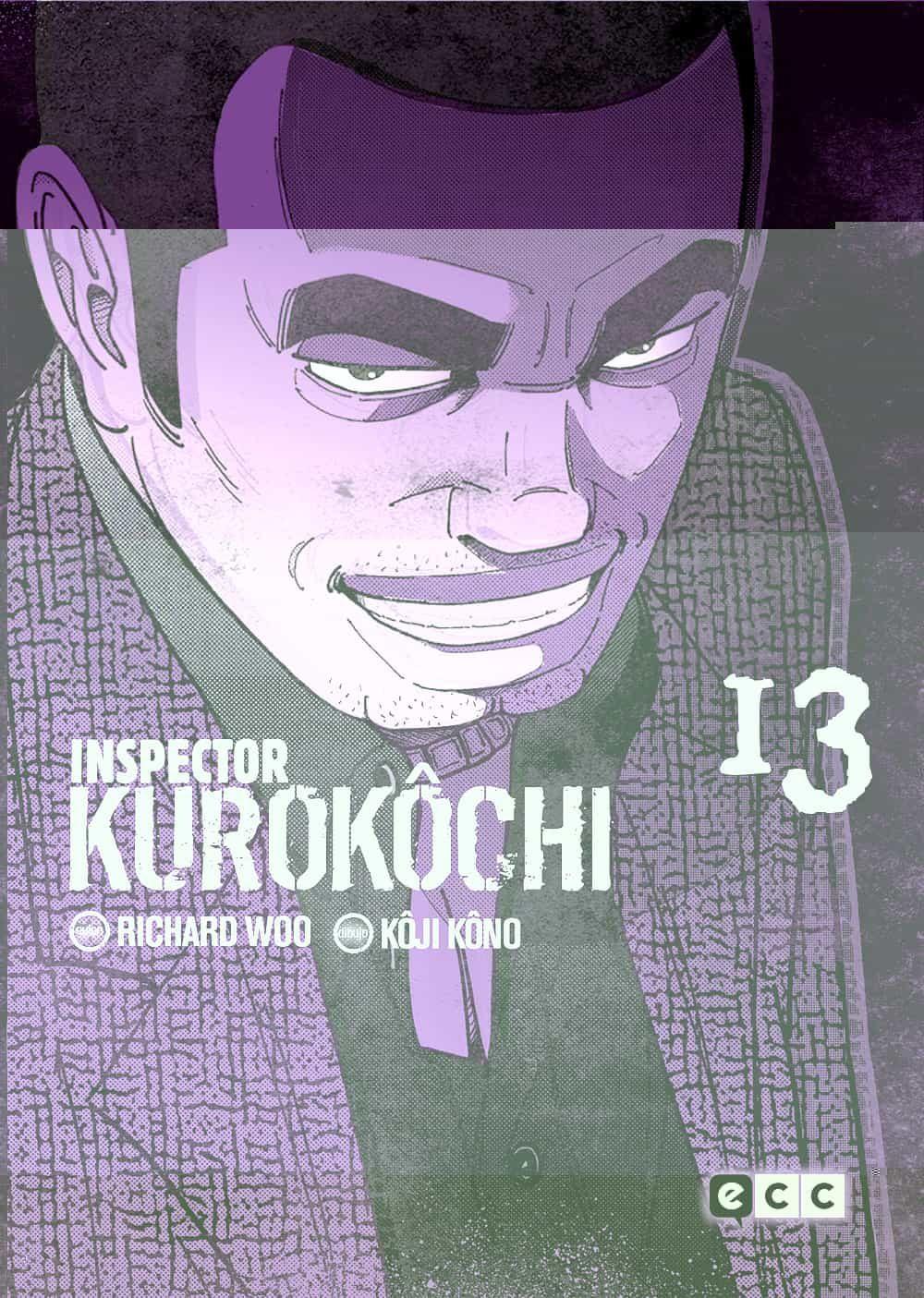inspector kurokochi nº 13-takashi nagasaki-9788417276829