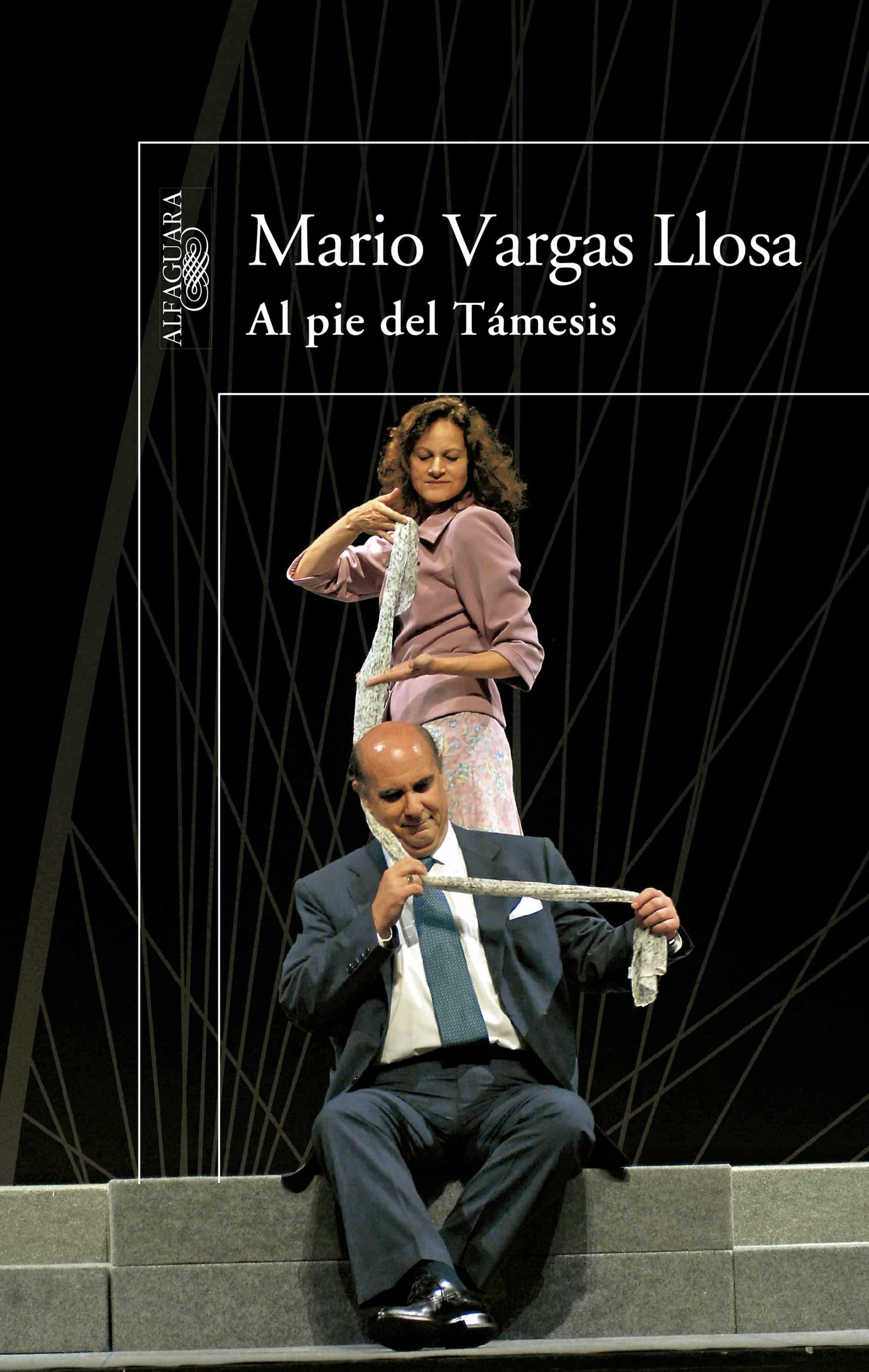 Al Pie Del T�mesis (ebook)mario Vargas Llosa9788420420929