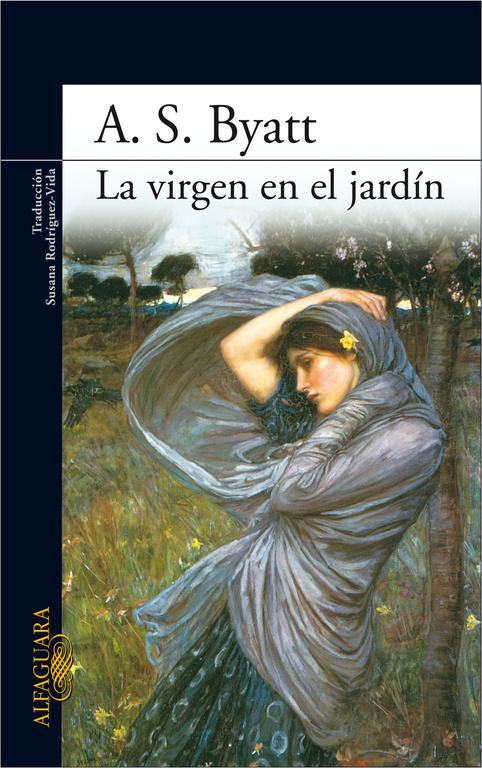 La Virgen En El Jardin por A.s. Byatt