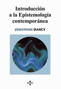 Introduccion A La Epistemologia Contemporanea por Jonathan Dancy Gratis