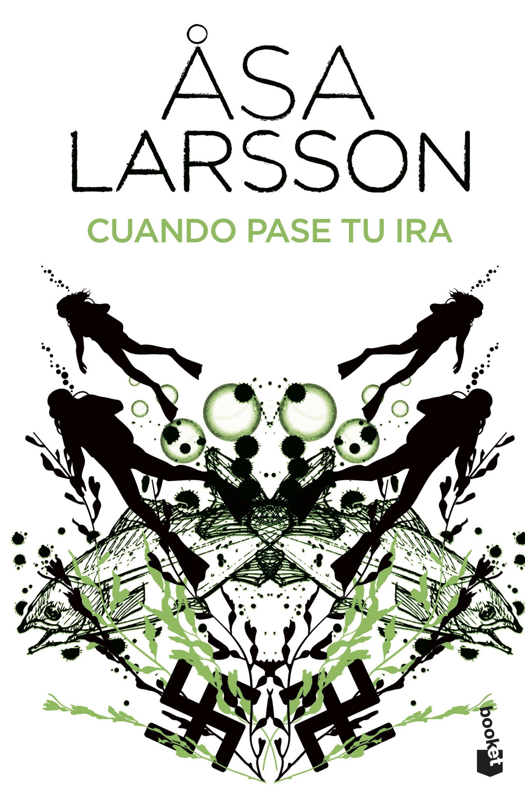 Cuando Pase Tu Ira por Asa Larsson
