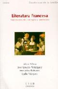 Literatura Francesa (2ª Ed) (35252cu01a01) por Vv.aa.