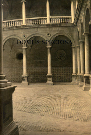 Domus Speciosa: 400 Años Del Colegio Del Patriarca (catalogo De E Xposicion) por Vv.aa. epub