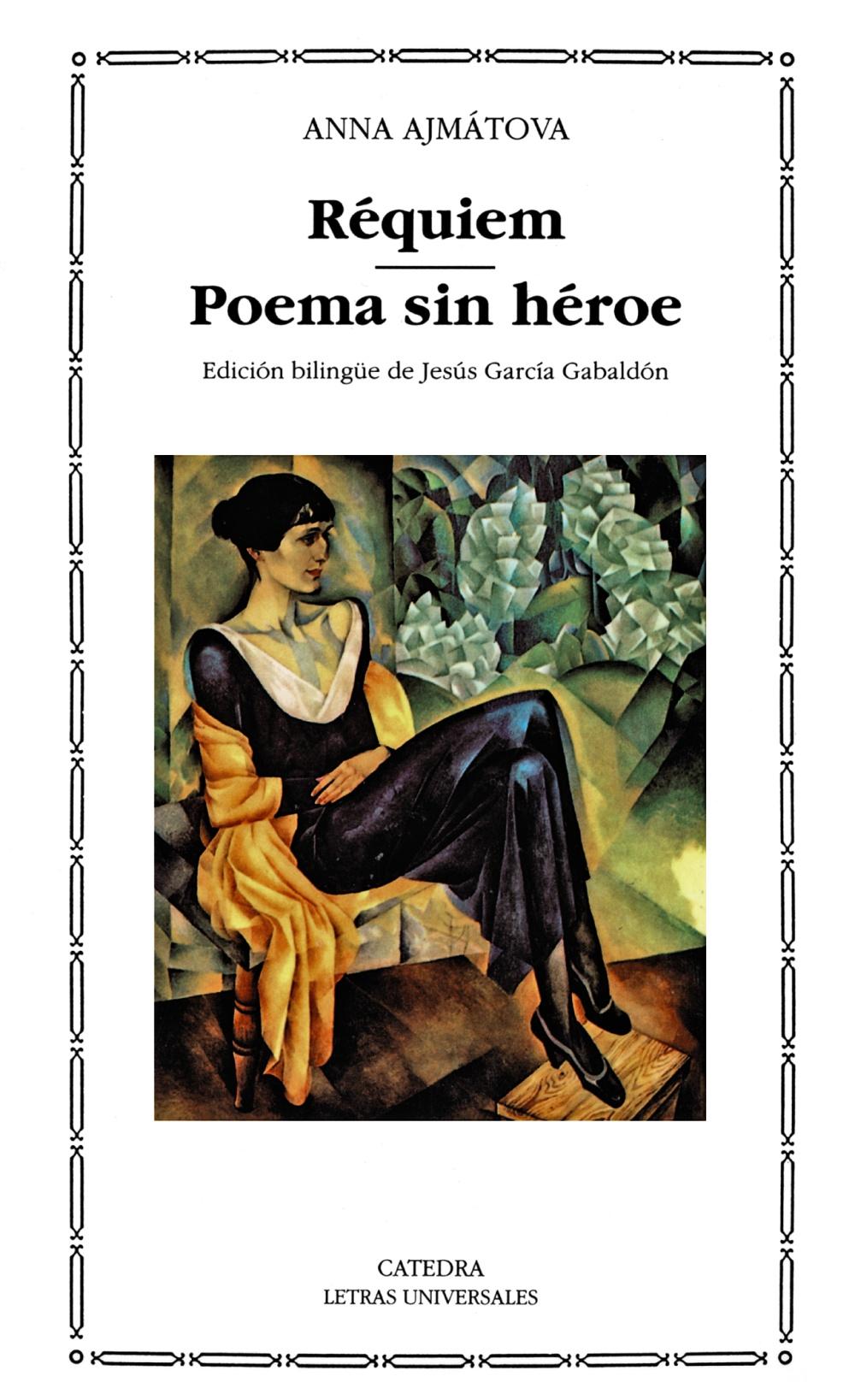 requiem-poema sin heroe-anna ajmatova-9788437612829