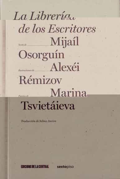 La Libreria De Los Escritores por Mijail Osorguin