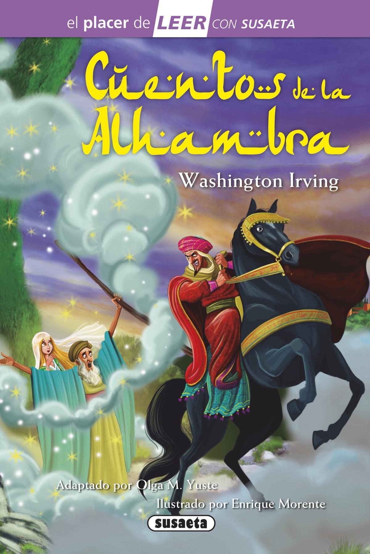 Cuentos De La Alhambra por Washington Irving