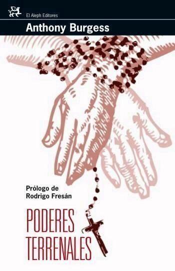 Poderes Terrenales por Anthony Burgess epub