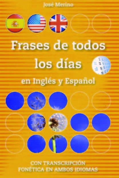 Frases De Todos Los Dias En Ingles Y Español Jose Merino