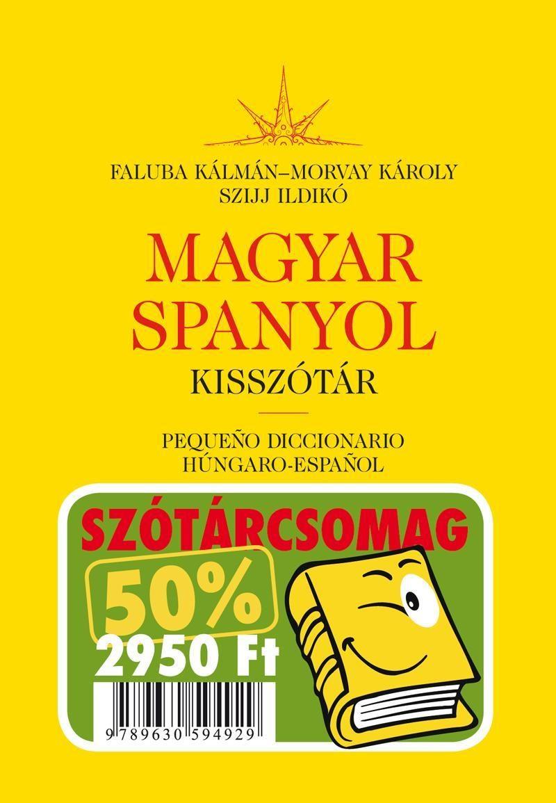 pequeño diccionario hungaro-español = magyar-spanyol-magyar kissszotar /  22.000 entradas-
