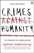 Crimes Against Humanity por Geoffrey Robertson epub