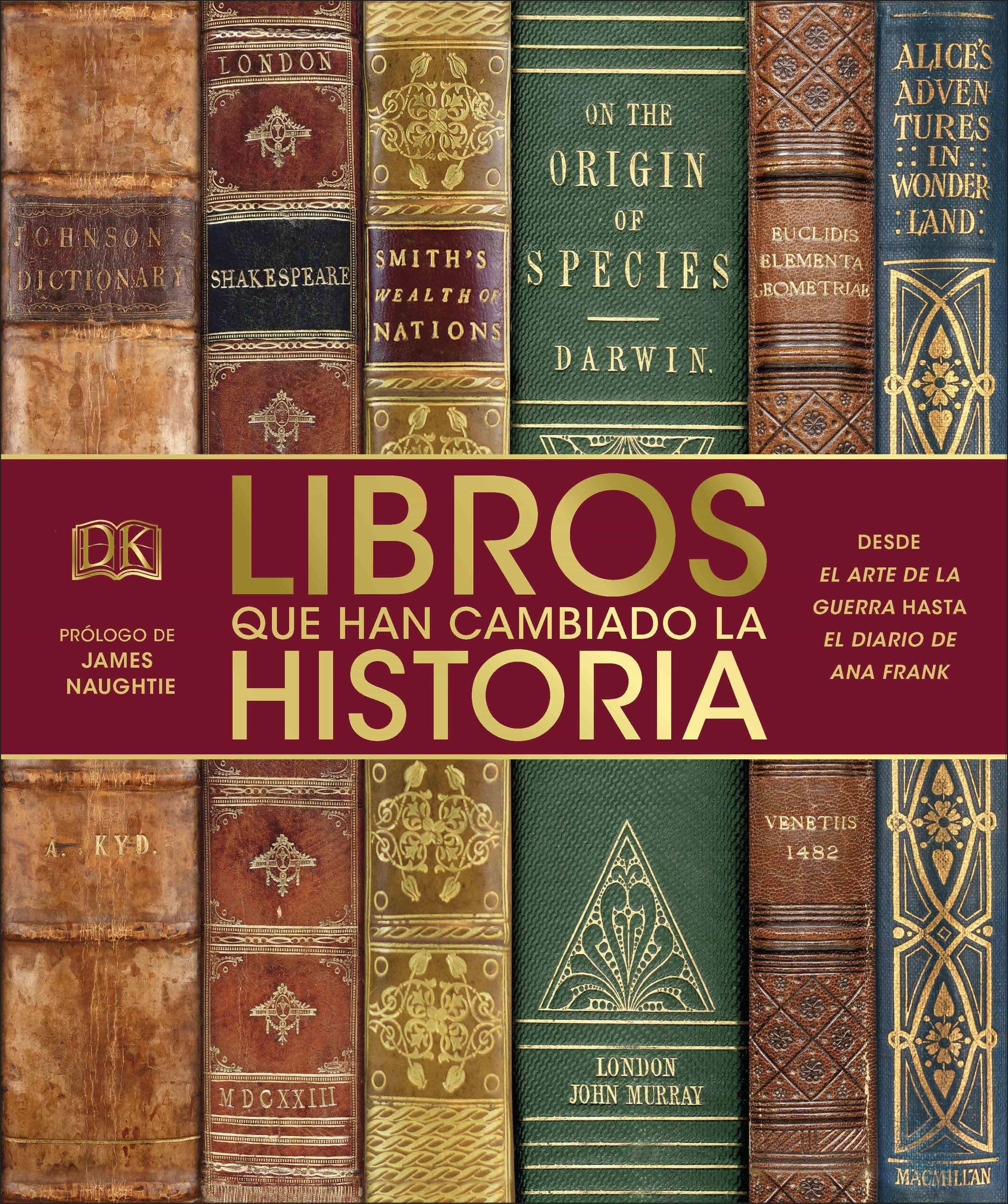 Libros Que Han Cambiado La Historia por Vv.aa.