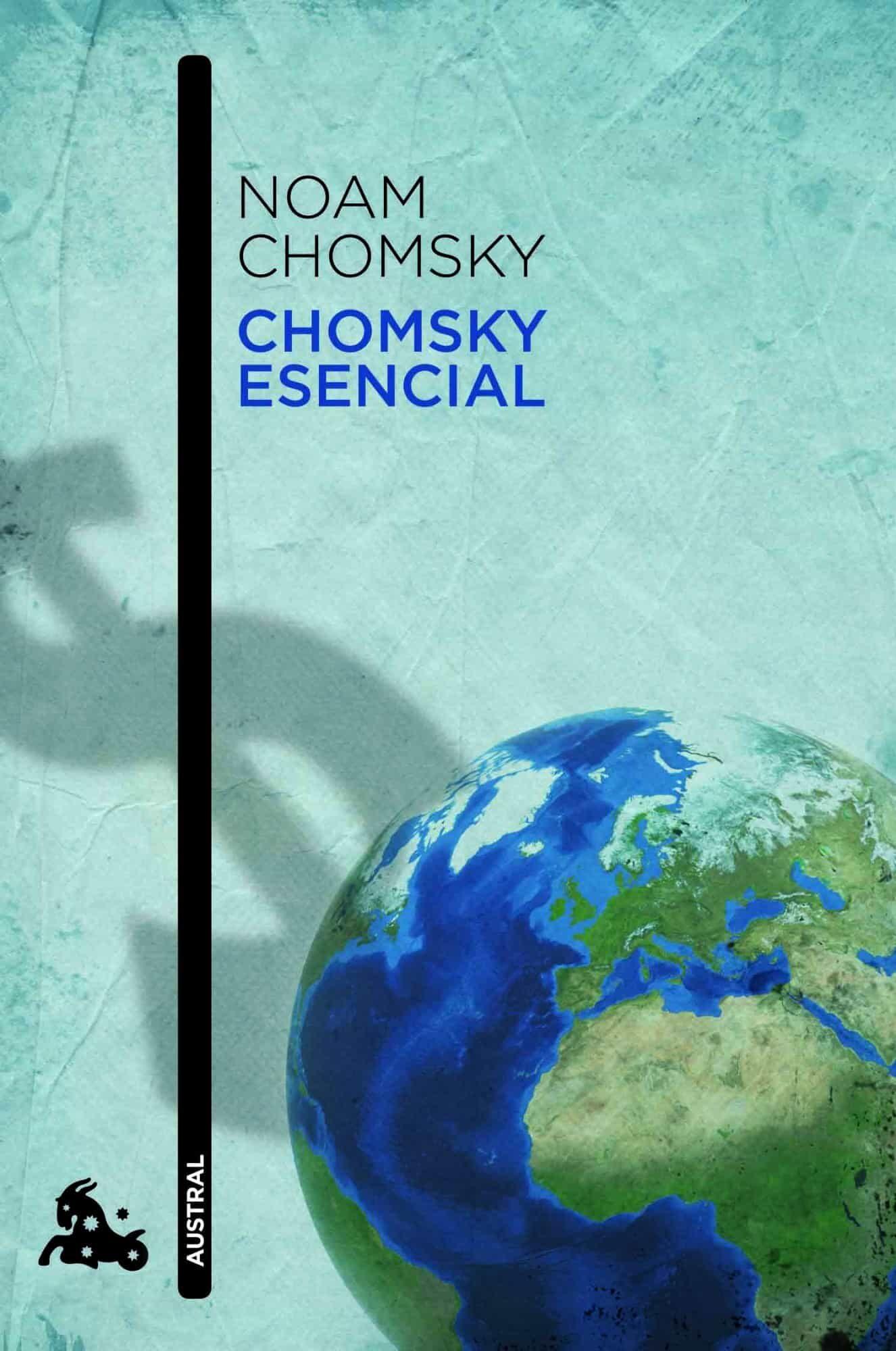 chomsky esencial-noam chomsky-9788408003939