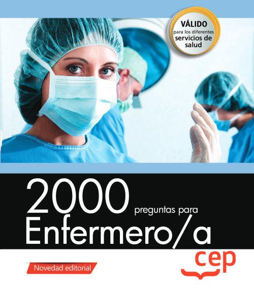 2000 Preguntas Para Enfermero/a por Vv.aa.
