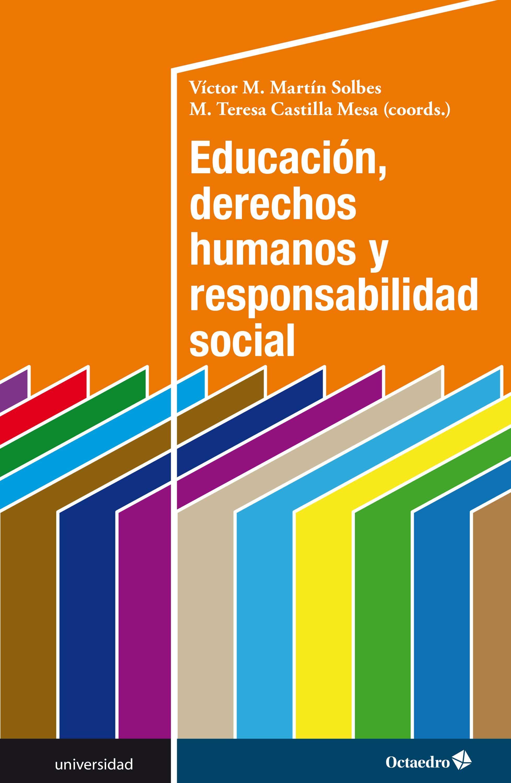 educación, derechos humanos y responsabilidad social (ebook)-maría teresa castilla mesa-9788417667139