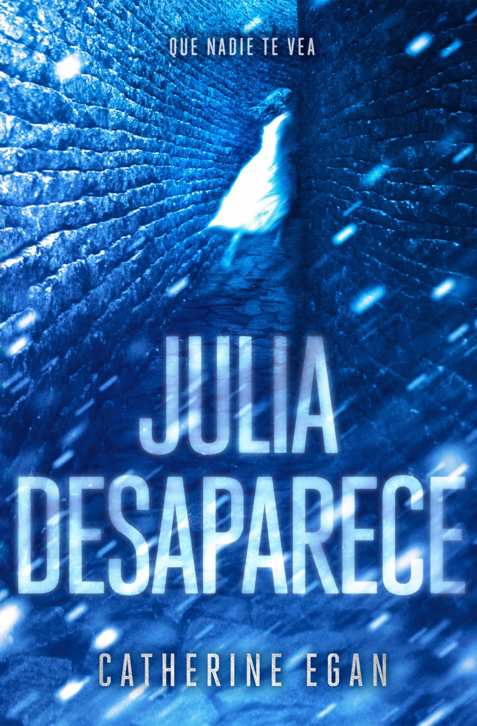 Resultado de imagen de JULIA DESAPARECE