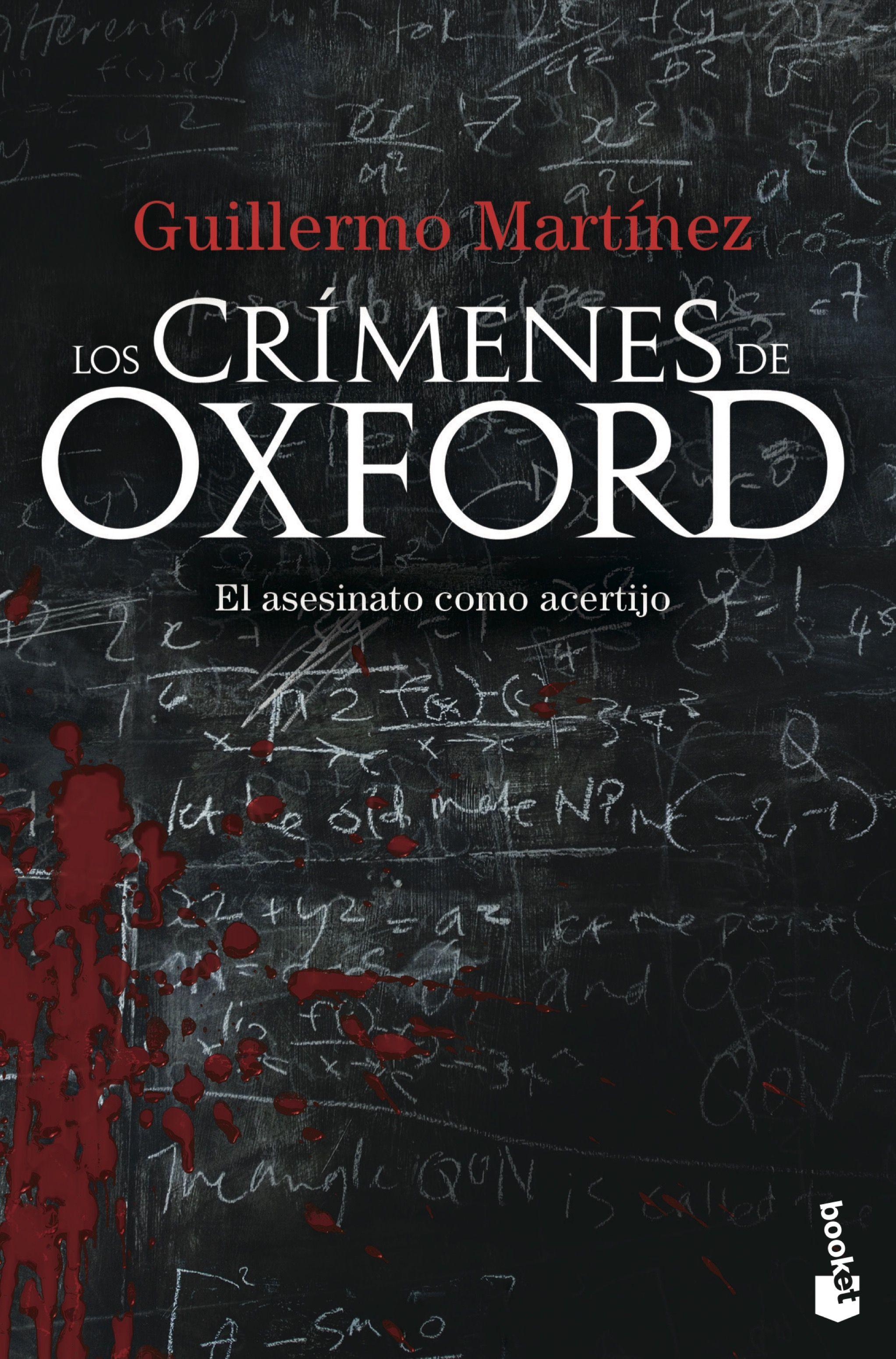 Los Crimenes De Oxfordguillermo Martinez9788423339839