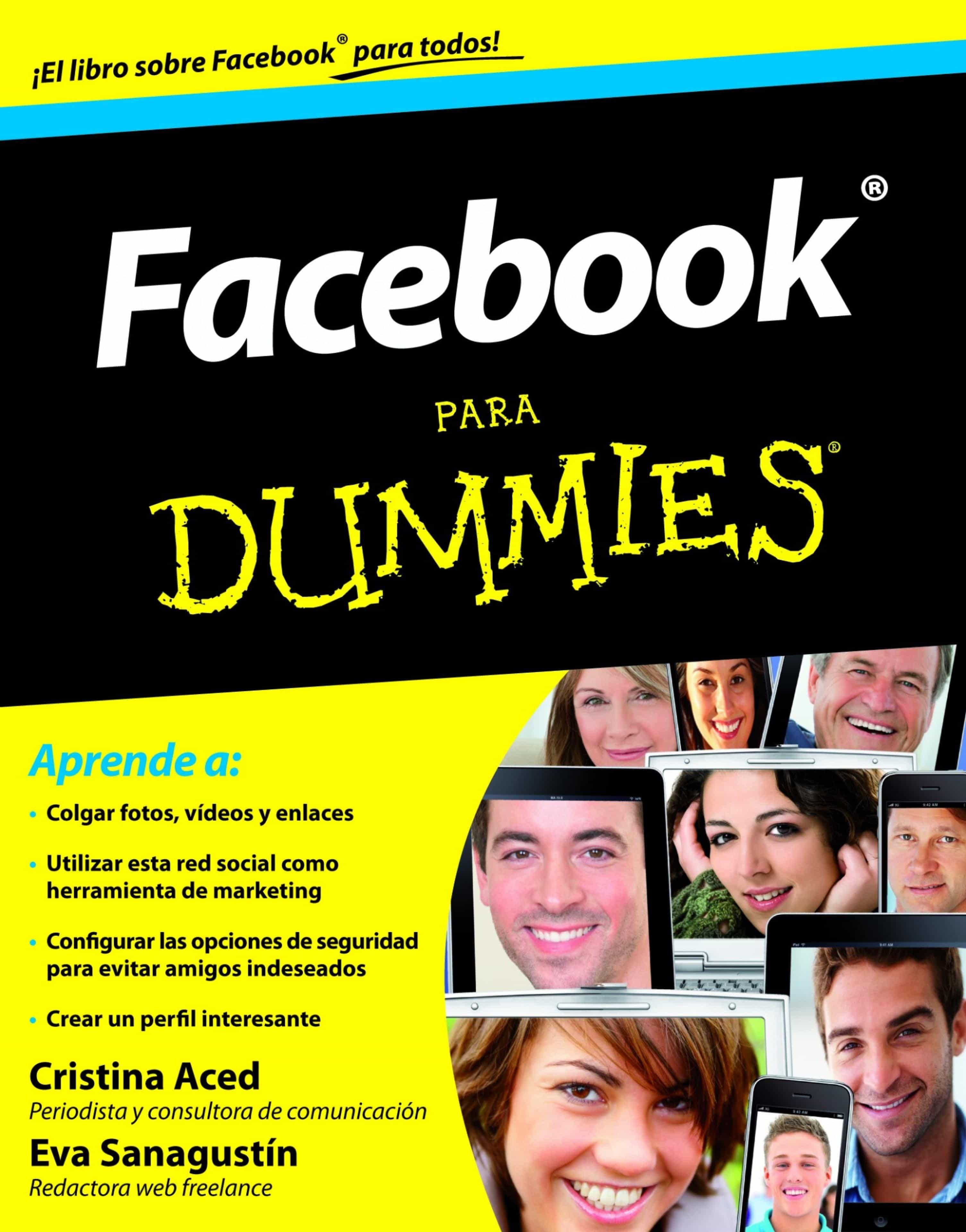 Facebook Para Dummies   por Cristina Aced, Eva Sanagustin