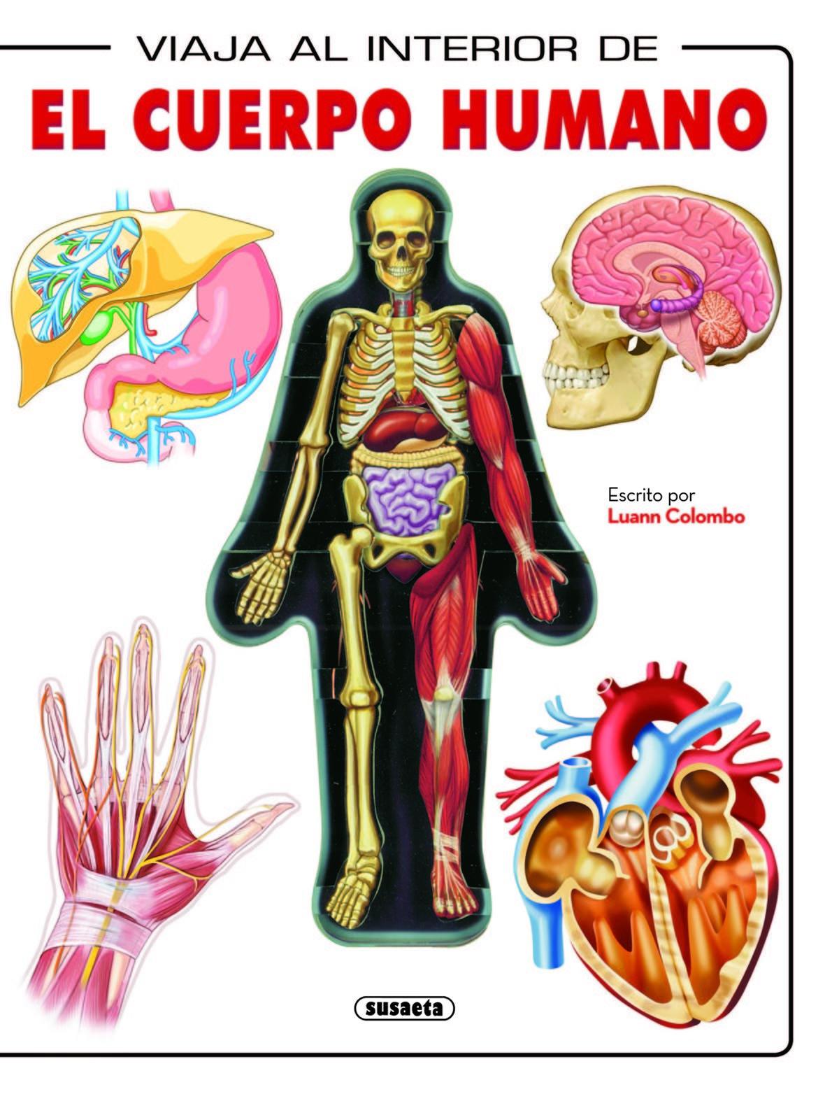 EL CUERPO HUMANO (VIAJA AL INTERIOR DE) | VV.AA. | Comprar libro ...