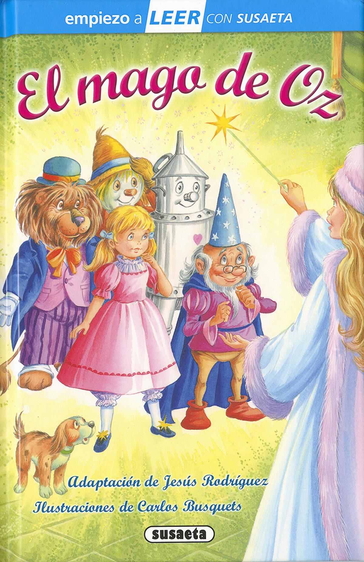 Empiezo A Leer : El Mago De Oz por Equipo Susaeta epub