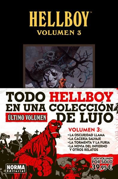 hellboy (vol. 3)-mike mignola-9788467913439
