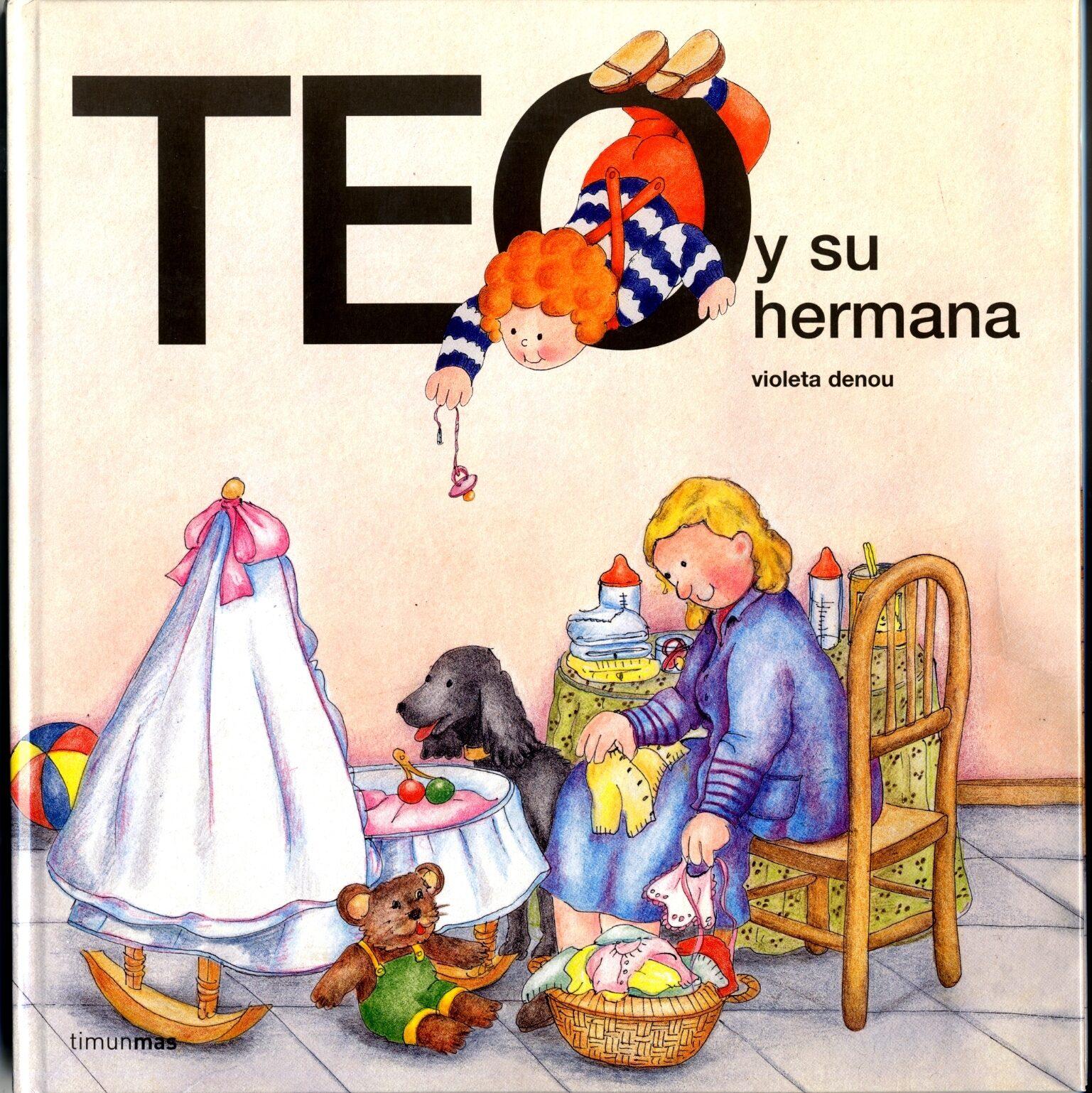 Teo Y Su Hermana por Violeta Denou epub