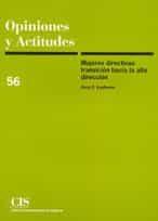 Mujeres Directivas : Transicion Hacia La Alta Direccion por Alicia Kaufmann epub