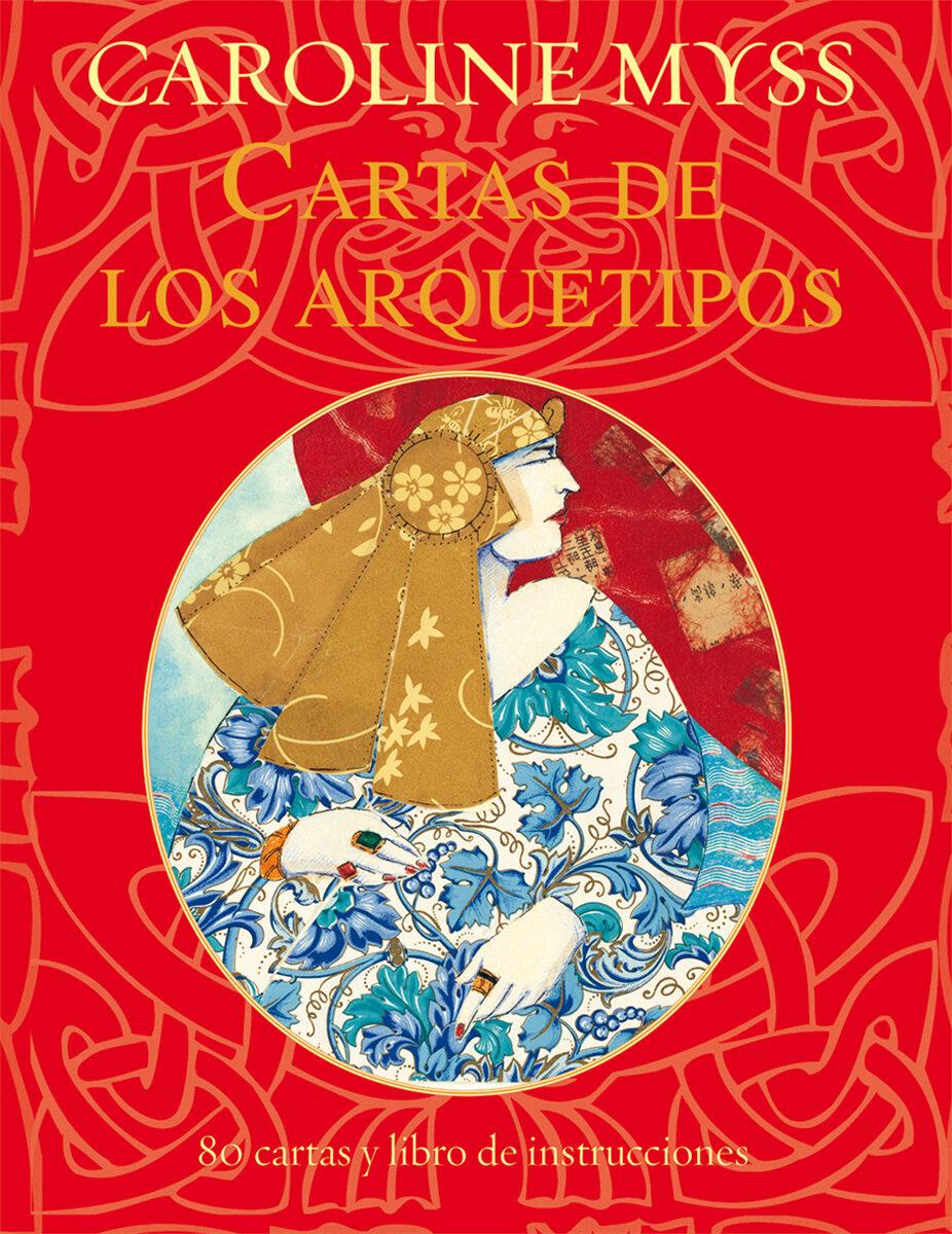 CARTAS DE LOS ARQUETIPOS   CAROLINE MYSS   Comprar libro 9788484456339