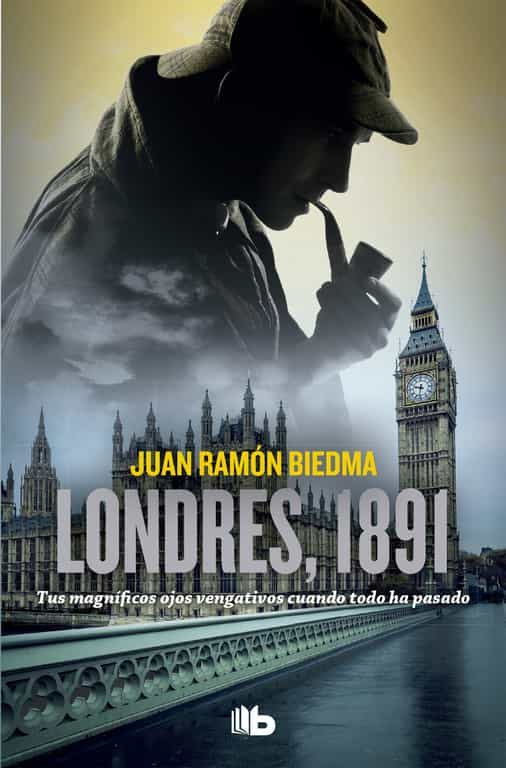 Londres 1891, Juan Ramón Biedma 9788490703939