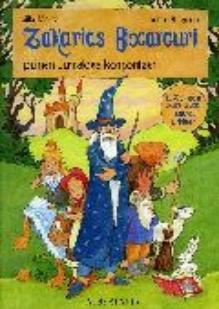 Zakarias Bixarguri, Ipuinen Lurraldea Konpontzen por Silke Moritz;                                                                                    Achim Ahlgrimm epub