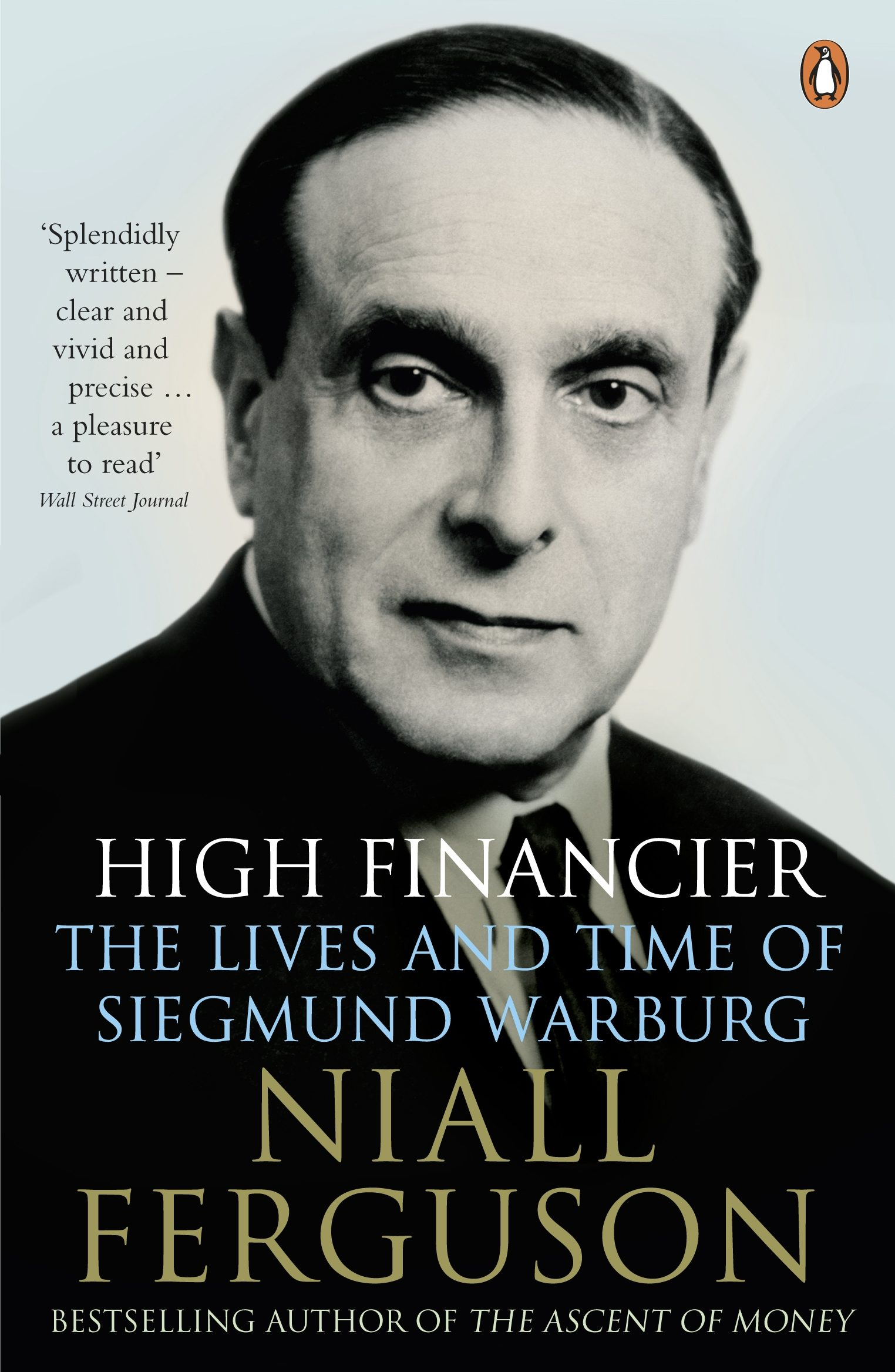 High Financier (ebook)niall Ferguson9780141975849