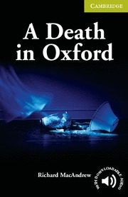 A Death In Oxford por Richard Macandrew epub