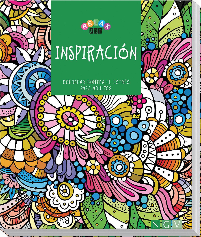 INSPIRACIÓN (LIBROS PARA COLOREAR) | VV.AA. | Comprar libro ...