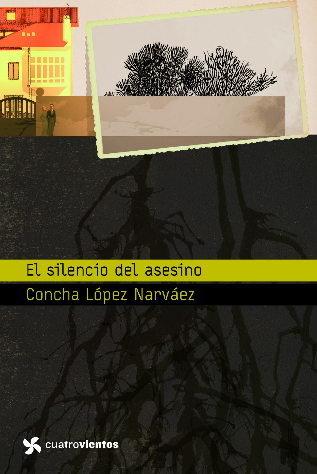 el silencio del asesino-concha lopez narvaez-9788408090649
