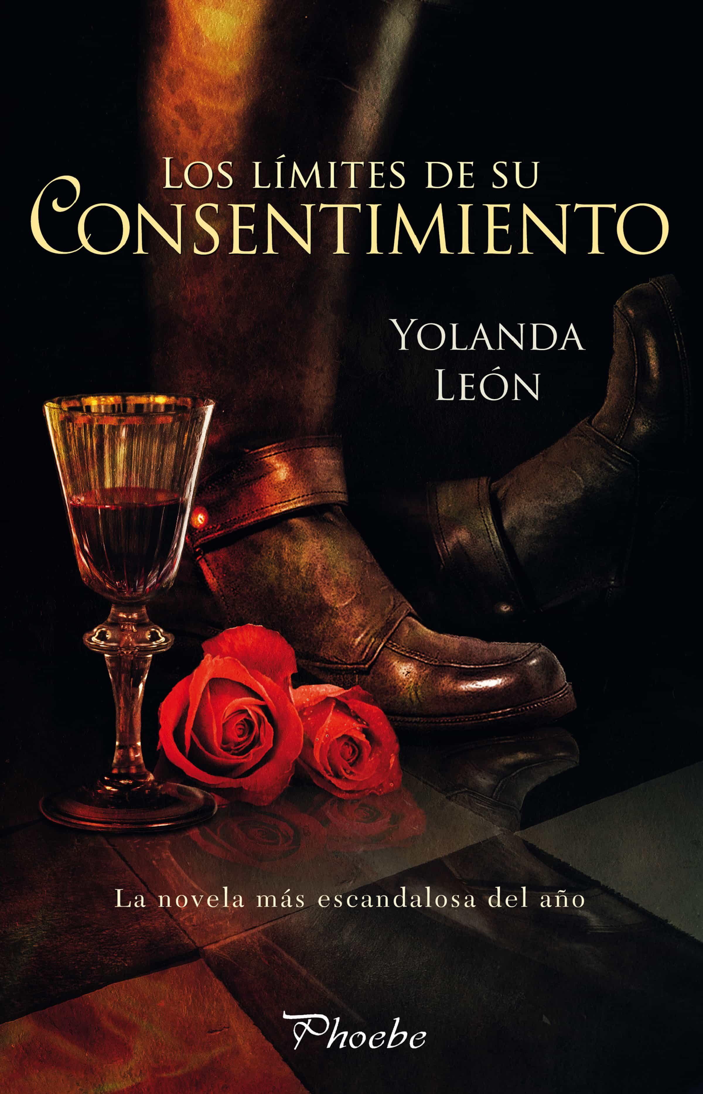 Los Límites De Su Consentimiento   por Yolanda Salcedo Leon