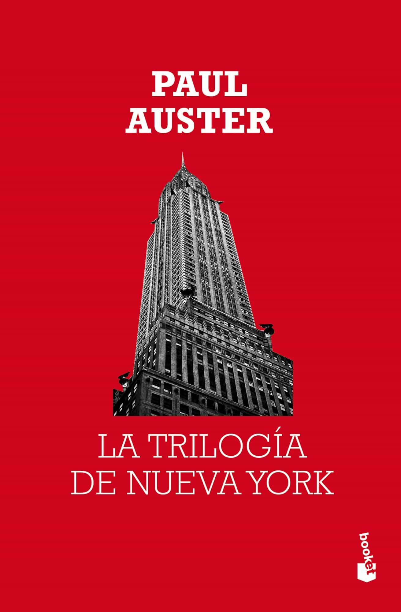 LA TRILOGIA DE NUEVA YORK   PAUL AUSTER   Comprar libro 9788432214349