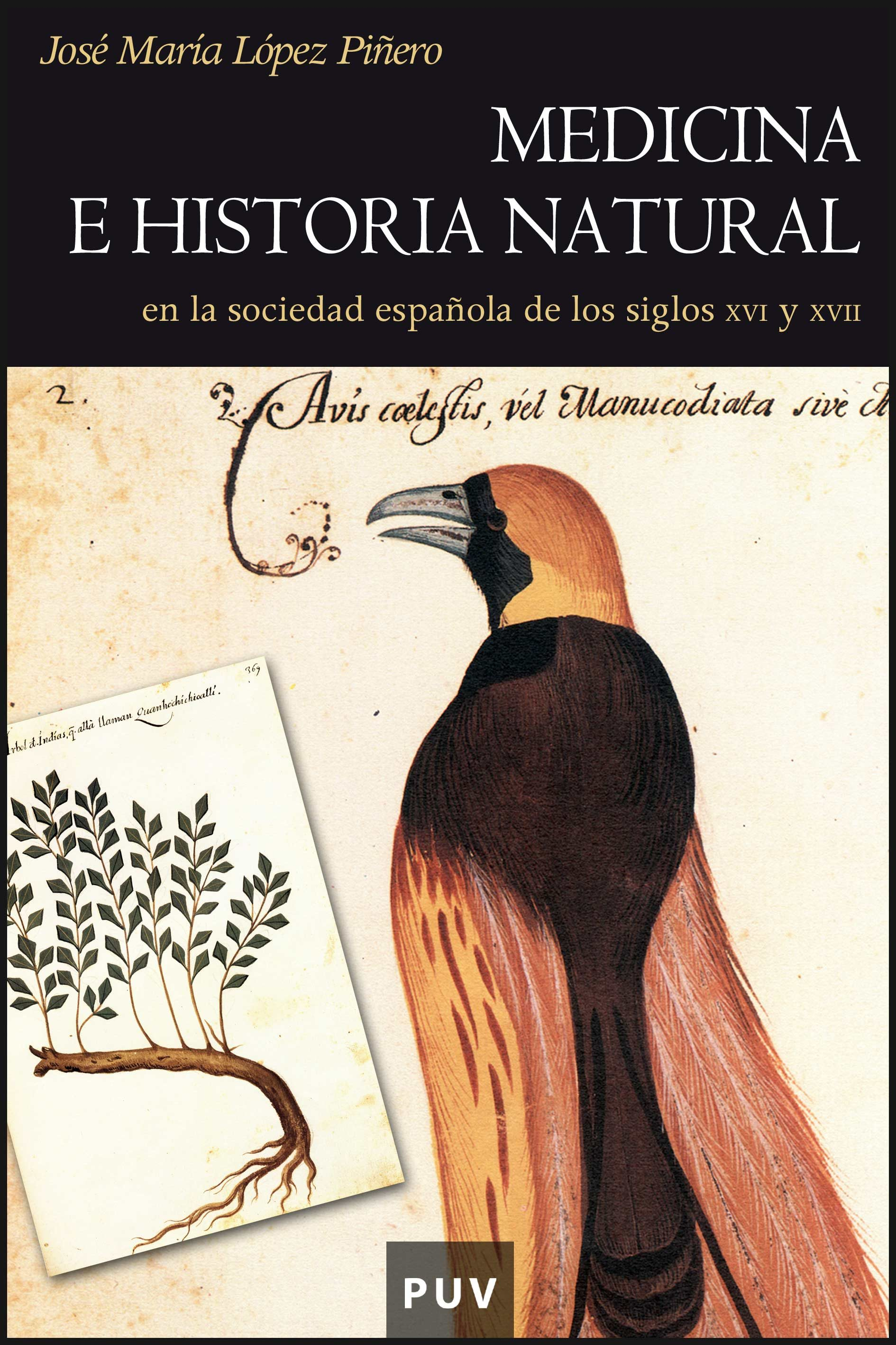 Medicina E Historia Natural En Sociedad Española Siglo Xvi-xvii por Jose Maria Lopez Piñero