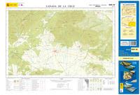 909-4 mapa cañada de la cruz 1:25000-9788441612549