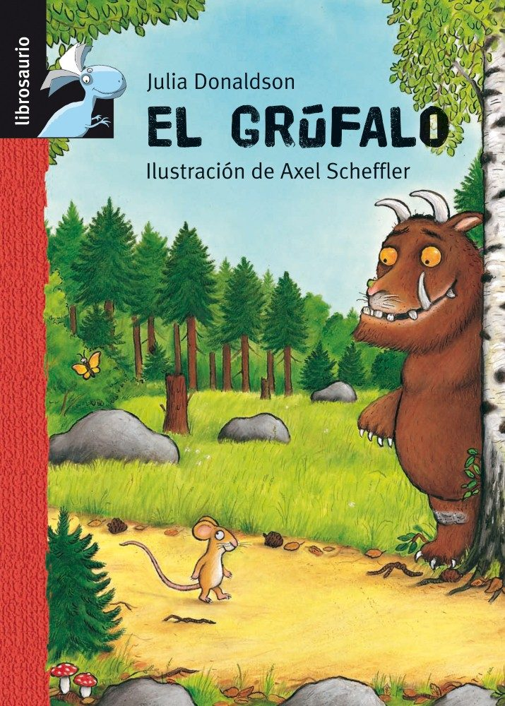 Resultado de imagen de julia donaldson libros