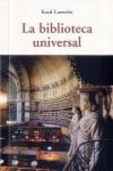 La Biblioteca Universal por Kurd Lasswitz