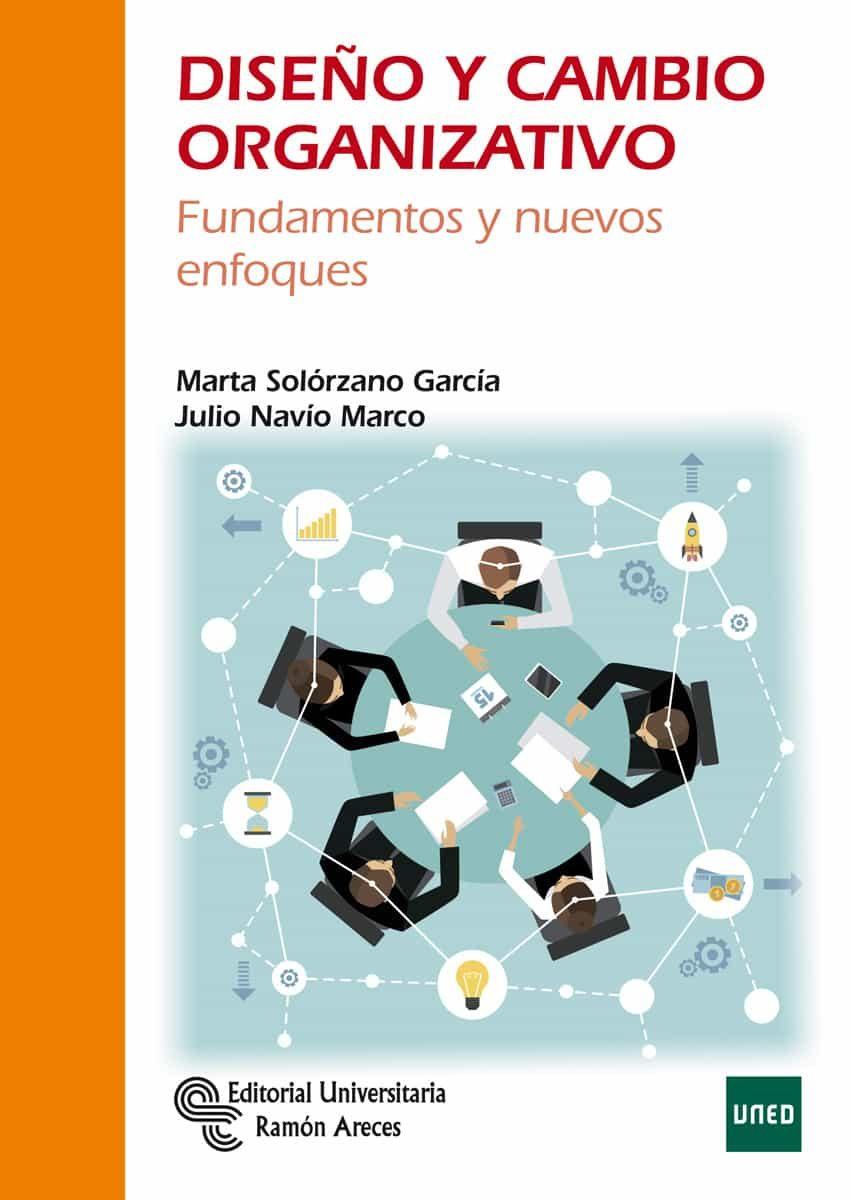 DISEÑO Y CAMBIO ORGANIZATIVO: FUNDAMENTOS Y NUEVOS ENFOQUES   VV.AA ...