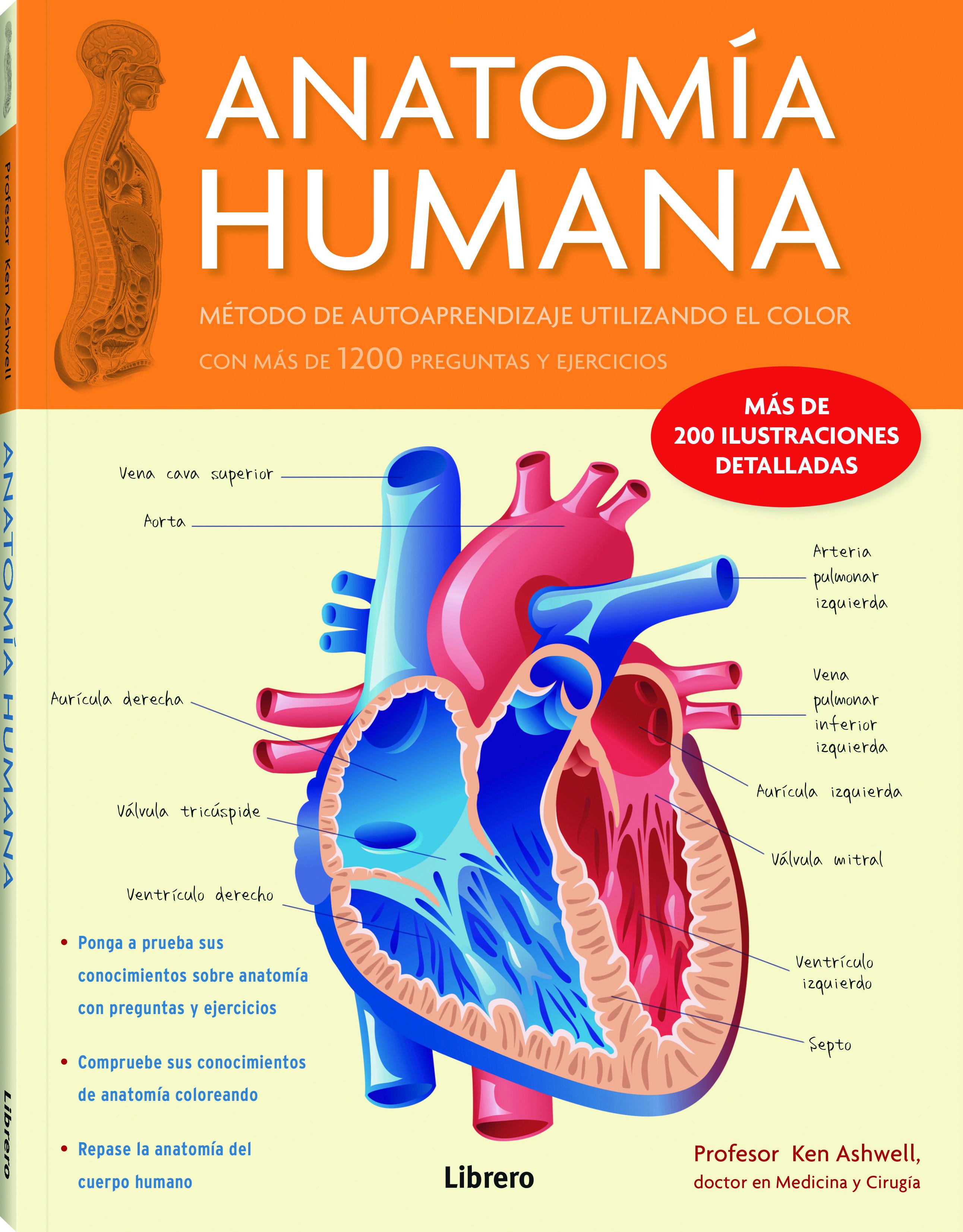 ANATOMÍA HUMANA. 1.200 PREGUNTAS Y EJERCICIO | KEN ASHWELL | Comprar ...