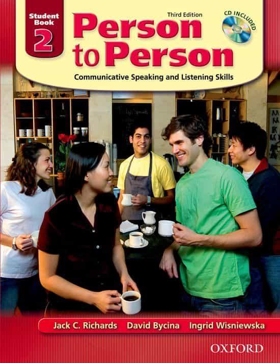 Person To Person 2 Student Book Cd, 3ª Ed. por Vv.aa. epub