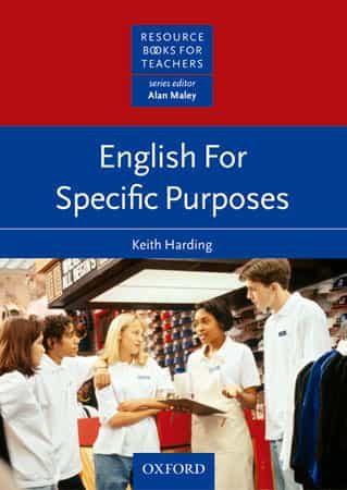 Rbt English For Specific Purposes (material Especifico Para Profesores) por Vv.aa.