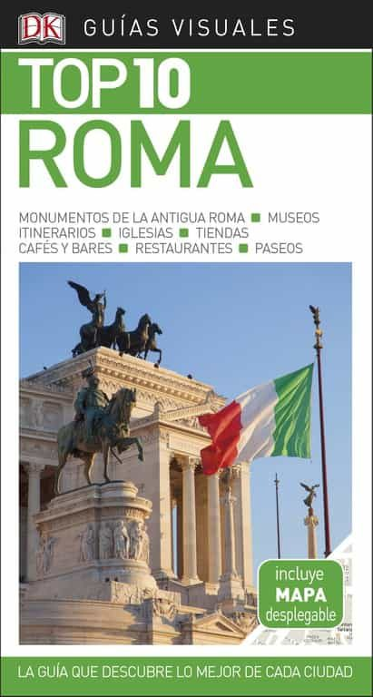 descargar ROMA 2018 (GUIA VISUAL TOP 10) pdf, ebook