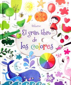 Resultado de imagen de el gran libro de los colores
